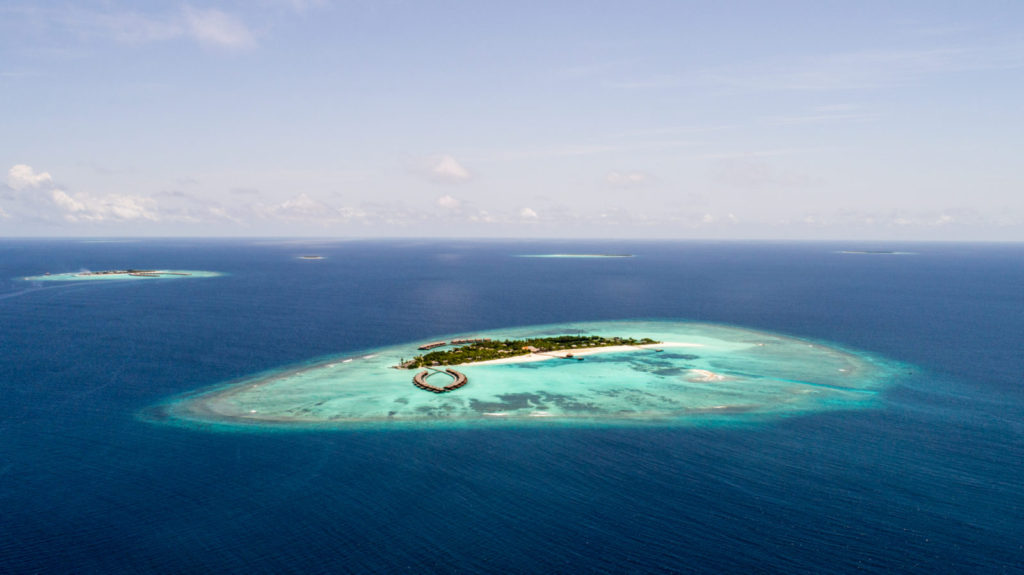 Luxus, nezapomenutelné zážitky a překrásná dovolená v Sun Island Maledivy