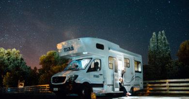Autokaravan – domov na kolečkách
