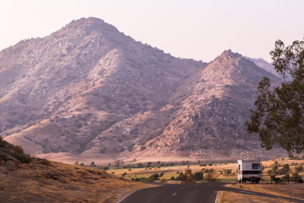 Autokaravan - domov na kolečkách